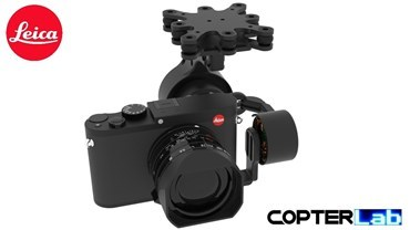 2 Axis Leica Q Brushless Gimbal