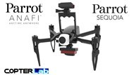 Parrot Sequoia+ NDVI Integration Mount Kit for Parrot Anafi
