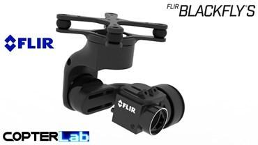 3 Axis Flir Blackfly Gimbal