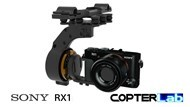 1 Axis Sony RX1 Gimbal