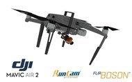 Flir Boson + Runcam Night Eagle 2 Pro Integration Mount Kit for DJI Mavic Air 2