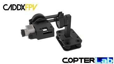 2 Axis Caddx Vista Top Mounted Micro FPV Gimbal