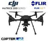 2 Axis Flir Vue Micro Skyport Gimbal for DJI Matrice 210 M210