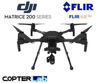 2 Axis Flir Vue Pro R Micro Skyport Gimbal for DJI Matrice 210 M210