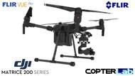 3 Axis Flir Vue Micro Skyport Gimbal for DJI Matrice 200 M200