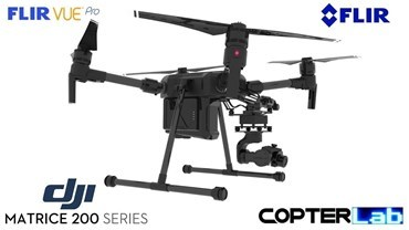 3 Axis Flir Vue Pro R Micro Skyport Gimbal for DJI Matrice 300 M300