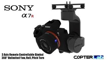 3 Axis Sony Alpha 7 A7 Gimbal