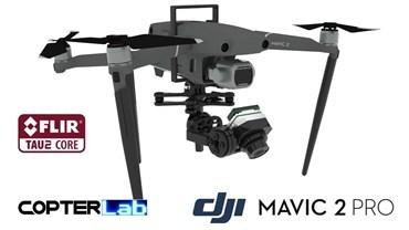 2 Axis Flir Tau 2 Nano Gimbal for DJI Mavic 2 Enterprise