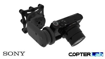 2 Axis Sony WX 500 WX500 Pan & Tilt Gimbal