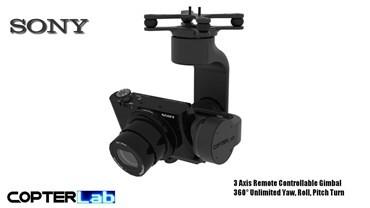 3 Axis Sony WX 500 WX500 Gimbal