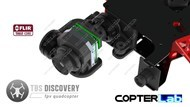 2 Axis Flir Tau 2 Micro Gimbal for TBS Discovery