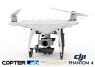 2 Axis Flir Duo R Micro Gimbal for DJI Phantom 4 Standard