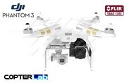 2 Axis Flir Tau 2 Micro Gimbal for DJI Phantom 3